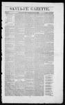 Santa Fe Gazette, 06-28-1862
