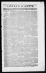 Santa Fe Gazette, 07-19-1862
