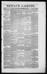 Santa Fe Gazette, 09-06-1862