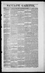 Santa Fe Gazette, 09-20-1862