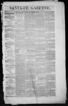 Santa Fe Gazette, 12-27-1862