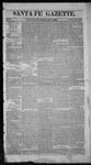 Santa Fe Gazette, 05-02-1863