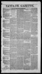 Santa Fe Gazette, 05-30-1863