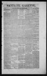 Santa Fe Gazette, 06-20-1863