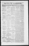 Santa Fe Gazette, 03-19-1864