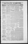 Santa Fe Gazette, 03-26-1864