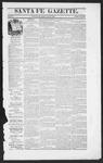Santa Fe Gazette, 08-06-1864