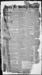 Santa Fe Weekly Gazette, 11-06-1852