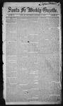 Santa Fe Weekly Gazette, 11-13-1852