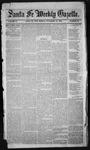 Santa Fe Weekly Gazette, 11-20-1852