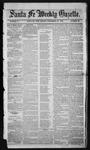 Santa Fe Weekly Gazette, 11-27-1852