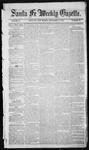 Santa Fe Weekly Gazette, 12-04-1852