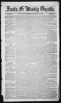 Santa Fe Weekly Gazette, 12-11-1852