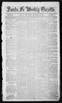 Santa Fe Weekly Gazette, 12-25-1852