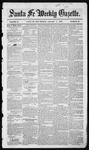 Santa Fe Weekly Gazette, 01-08-1853