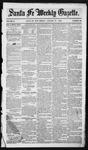 Santa Fe Weekly Gazette, 01-15-1853