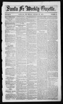Santa Fe Weekly Gazette, 01-22-1853