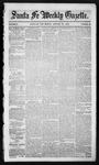 Santa Fe Weekly Gazette, 01-29-1853