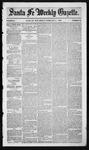 Santa Fe Weekly Gazette, 02-05-1853
