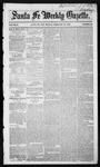 Santa Fe Weekly Gazette, 02-12-1853
