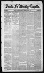 Santa Fe Weekly Gazette, 02-19-1853