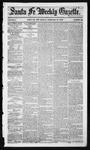 Santa Fe Weekly Gazette, 02-26-1853