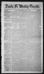 Santa Fe Weekly Gazette, 03-05-1853