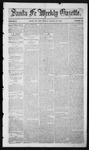 Santa Fe Weekly Gazette, 03-19-1853