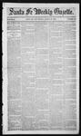Santa Fe Weekly Gazette, 03-26-1853