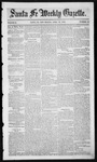 Santa Fe Weekly Gazette, 04-23-1853