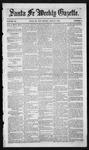 Santa Fe Weekly Gazette, 06-25-1853