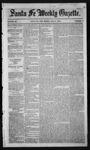 Santa Fe Weekly Gazette, 07-02-1853