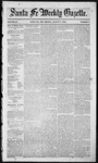 Santa Fe Weekly Gazette, 08-06-1853