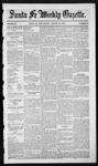 Santa Fe Weekly Gazette, 08-13-1853
