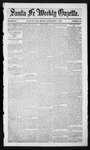 Santa Fe Weekly Gazette, 09-03-1853