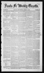 Santa Fe Weekly Gazette, 01-07-1854