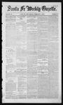 Santa Fe Weekly Gazette, 02-04-1854