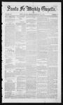 Santa Fe Weekly Gazette, 02-11-1854