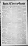 Santa Fe Weekly Gazette, 03-04-1854