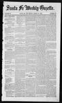 Santa Fe Weekly Gazette, 03-18-1854