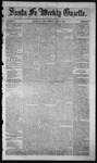 Santa Fe Weekly Gazette, 06-03-1854