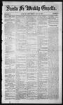 Santa Fe Weekly Gazette, 07-15-1854
