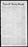 Santa Fe Weekly Gazette, 03-10-1855