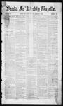Santa Fe Weekly Gazette, 04-28-1855