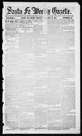 Santa Fe Weekly Gazette, 01-12-1856