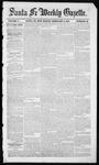 Santa Fe Weekly Gazette, 02-09-1856