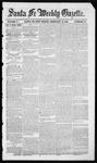 Santa Fe Weekly Gazette, 02-16-1856