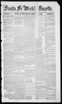 Santa Fe Weekly Gazette, 02-23-1856