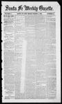 Santa Fe Weekly Gazette, 03-01-1856