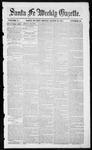 Santa Fe Weekly Gazette, 03-22-1856